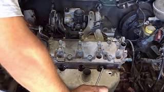 Mité dans le moteur Polo - سوس في محرك بولو - Mecanique Mokhtar Tunisie