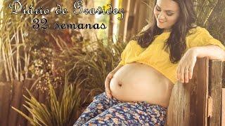 Na semanas inchaço gravidez 32