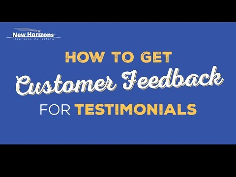How We Got Over 500 Testimonials | Independent Insurance Agents | Marketing Tips