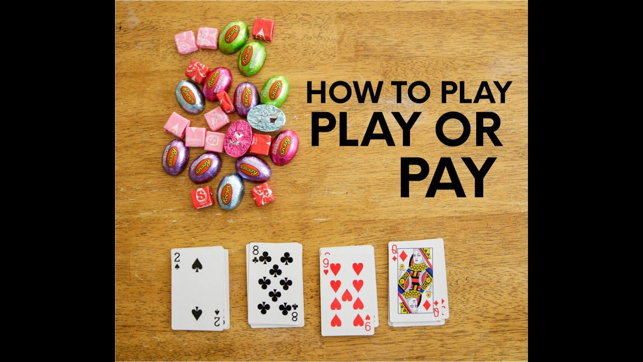 How to play Play or Pay - YouTube