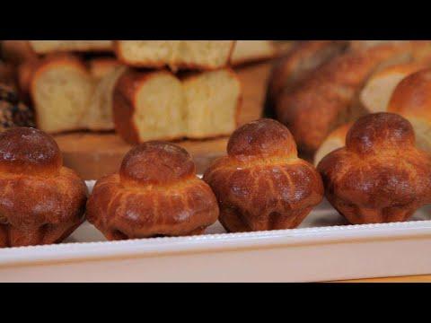 Brioche à Tête & Brioche Nanterre | Make Bread