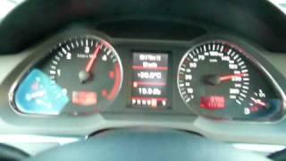 audi a6 v6 3 0 tdi quattro 2009 son acceleration demarrage cool sur autobahn 05 2009 4