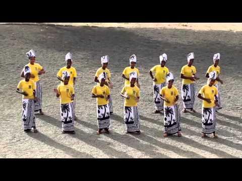 NITAKUSIFU MUNGU by Star High School - Songwriter: Teilo M. LWANDE AJ (Official 720p HD Music video)