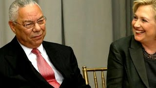 Colin Powell: Trump is
