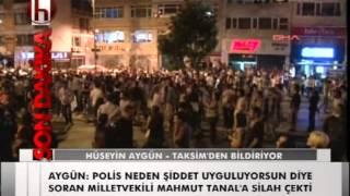 TAKSIM - HALK TV - 1 HAZIRAN 2013