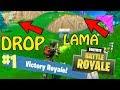 Fortnite: Lama + Drop insieme ASSURDO