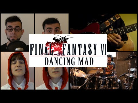 Final Fantasy VI - Dancing Mad [Full Band Cover]