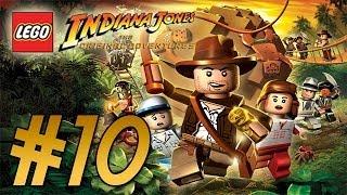 LEGO: Indiana Jones (Original Adventures) Free the Slaves - Part 10 Walkthrough