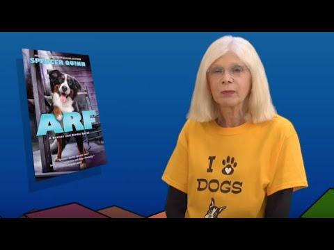 Mrs Read For Fun Arf By Spencer Quinn Youtube