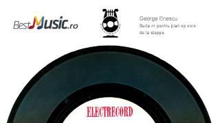 George Enescu  Suita nr3 pentru pian,op18,voix de la steppe