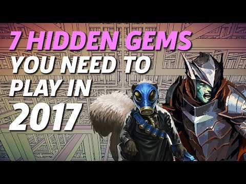 7 Hidden Indie Gems You Need to Play in 2017
