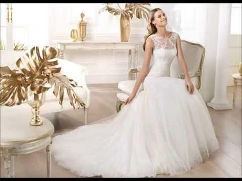 Best Mermaid Wedding Dresses - YouTube