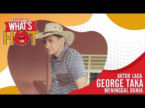 Aktor Laga George Taka Meninggal Akibat Serangan Jantung Mp3