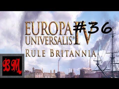 Let's Play EU4 Rule Britannia France - Part 36
