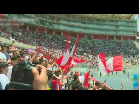Daniel Peredo: cientos de personas llegan al Estadio Nacional para despedirlo