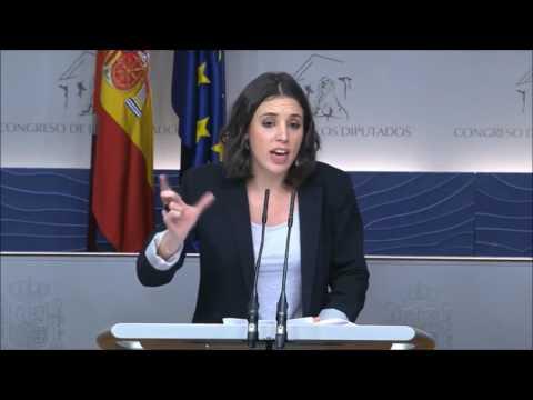 """Criticas a Macri en España / """"Macri es un presidente offshore"""""""