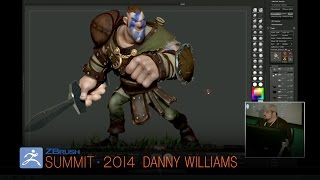 Official ZBrush Summit Presentation: Danny Williams
