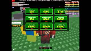 ROBLOX: Factory insanity