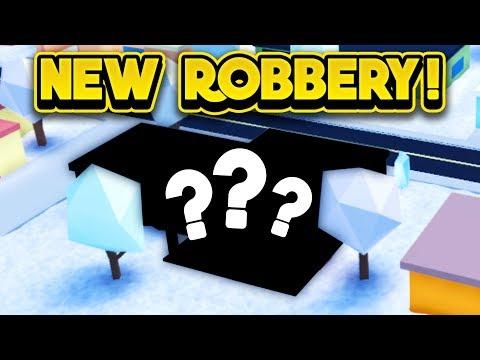 NEW ROBBERY NEXT UPDATE! (ROBLOX Jailbreak)