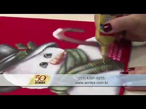 Ateliê na TV- Rede Século 21- 24.11.14- Rose Ferreira e Sandra Motti