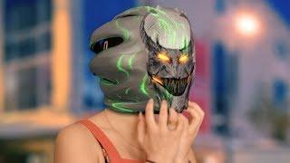 "The Mask Girl ""wear"" VENOM #2 (Transformations) Carnage/Anti-VENOM"