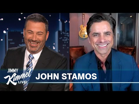 John Stamos on Being an Ugly Baby, His Son Billy & New Show Big Shot