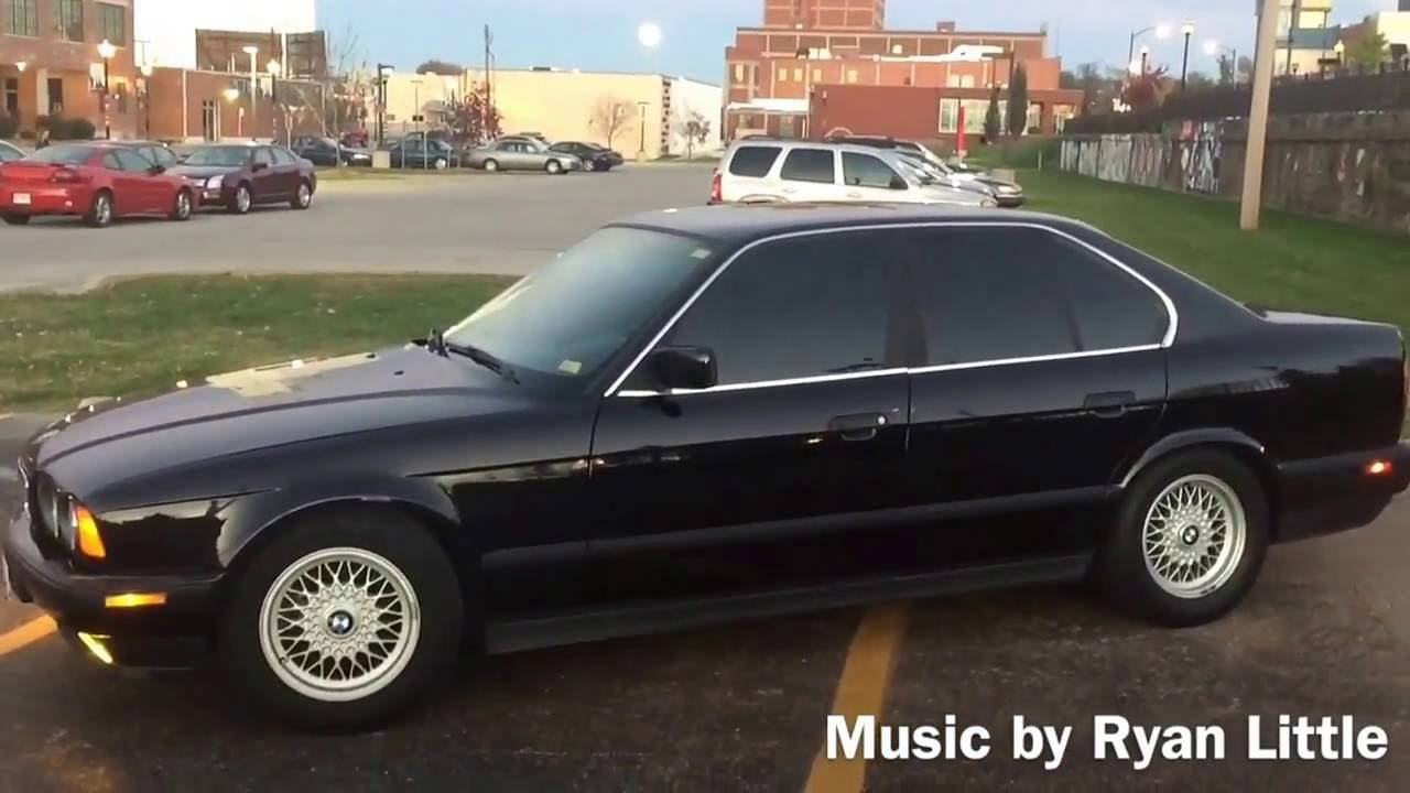 Project E34 Bmw Part 3 Now Lowered Youtube
