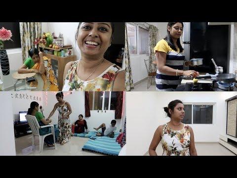 Indian Vlogger Soumali || Bangalore aake phas gayee sasu maa