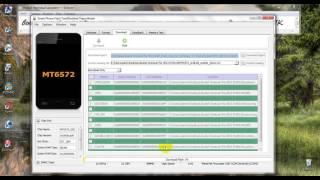 Видео по прошивке Alcatel Onetouh Pixi 4013 D