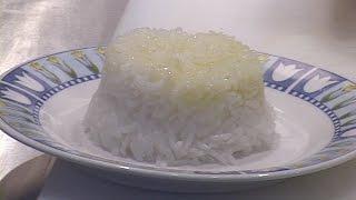 Jasmine Rice (oven Baked)