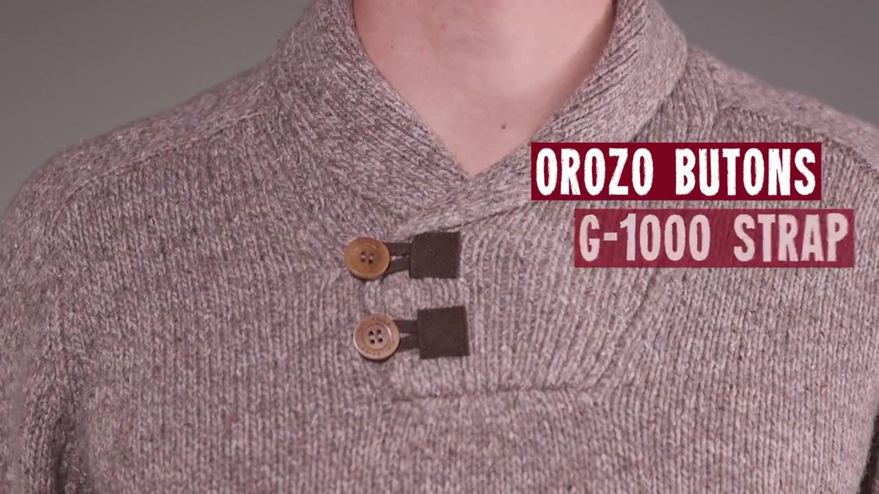 7265c409 Fjallraven Men's Lada Sweater 2017 Review - YouTube