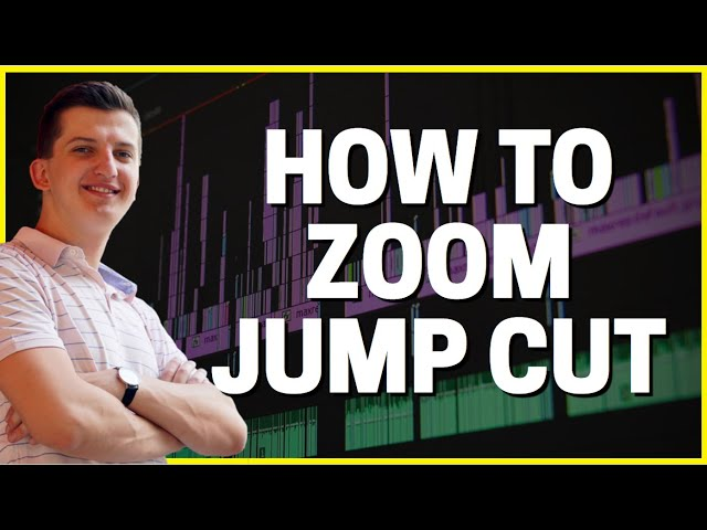 How To ZOOM JUMP CUT in Premiere Pro