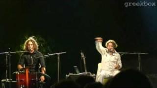 Goran Bregovic Kalashnikov LIVE @ Athens (Glyfada)