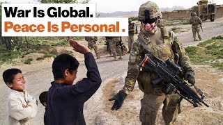 You Are Not Your Government. An Iraqi Is Not Theirs. | Former CIA Operative Amaryllis Fox