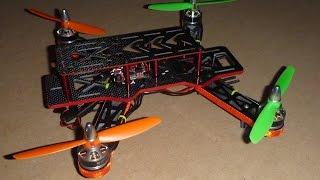 QAV280 !!!!! Build / THE TANK!!!! First flight