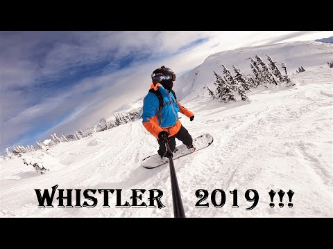 Harmony And Symphony Express FUN - Whistler JAN 1st 2019