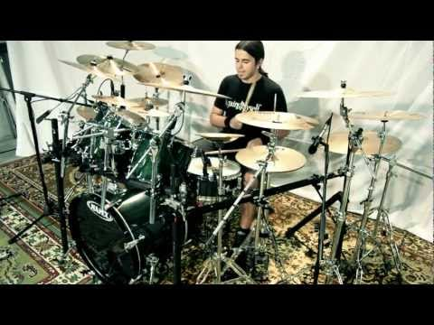 Charly Carretón - All That Remains - This calling (Drum cover)