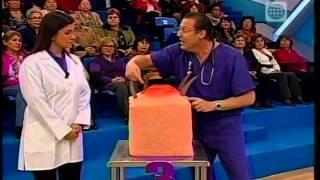 Dr. TV Perú (08-10-2014) - B3 - Asistente Del Día: Forúnculos