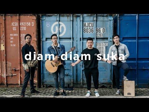 Cherrybelle - Diam Diam Suka (eclat cover with Noah)