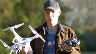 DJI Phantom 4 Pro vs Mavic Pro vs Phantom 4: Image Quality Review