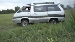 Toyota Town Ace против Toyota Hiace