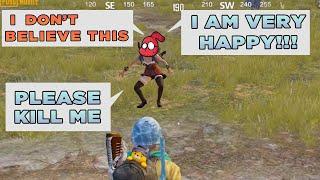 I made a KID super Happy :)   PUBG Mobile