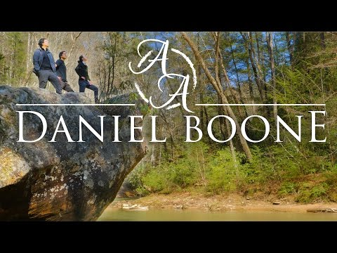Daniel Boone National Forest in 4K   Bushcraft Backpacking, Camping, and Hiking Clifty Wilderness