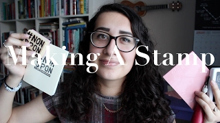How To: Make A Stamp!