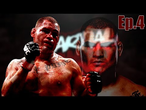 Road To Top 10 In EA Sports UFC 3 | Ep.4 | Above Sea Level Cain!