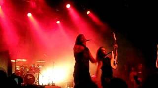 Unearth Live @ Hof Ter Lo - Sanctity of Brothers
