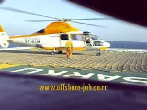 Chopper - Offshore Transportation