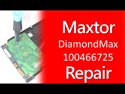 DRIVERS FOR MAXTOR STM3500320AS