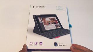 mqdefault - [ebay] Logitech Type+ Tastaturcase mit Bluetooth für iPad Air 2 *UK Layout* nur 39,90€ inkl. Versand