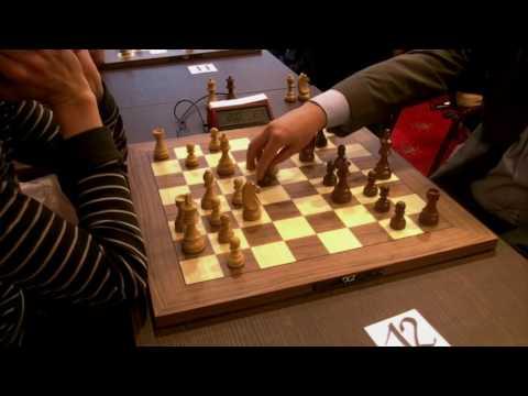 FM Bognar Csaba Dr. -  GM Naiditsch Arkadij, Bogo-Indian defence, Rapid chess